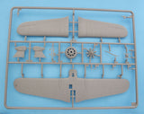 IBG Aircraft 1/72 PZL23B Karas Early Polish Light Bomber Kit