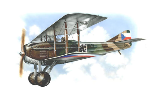 Special Hobby 1/48 WWI Spad VII C1 BiPlane Fighter Kit