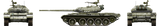 MiniArt 1/35 Soviet T54-1 Medium Tank w/Full Interior Kit
