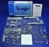 Special Hobby 1/48 AF2W Guardian Hunter Anti-Submarine USN Warfare Aircraft w/Search Radar Kit