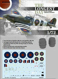 Eduard Aircraft 1/72 The Longest Day Fighter Dual Combo Ltd. Edition Kit