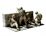 Master Box Ltd 1/35 Under Fire Modern US Infantry Kit (4)