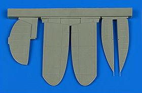 Aerobonus Details 1/48 A5M2 Claude Control Surfaces For Wingsy (Resin) Kit