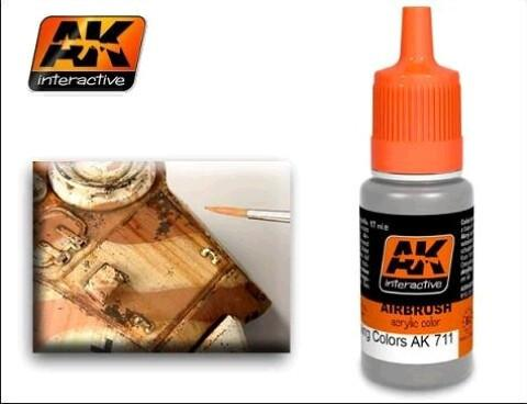 AK Interactive Chipping Color Effects Acrylic Paint 17ml Bottle