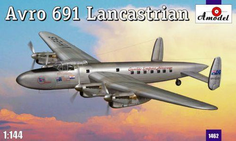 A Model From Russia 1/144 Avro 691 Lancastrian Passenger/Transporter Kit