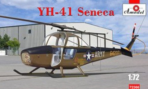 A Model From Russia 1/72 YH41 Seneca US Army Helicopter Kit