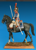 MiniArt 1/16 Napoleonic Wars French Cuirassier on Horse Kit