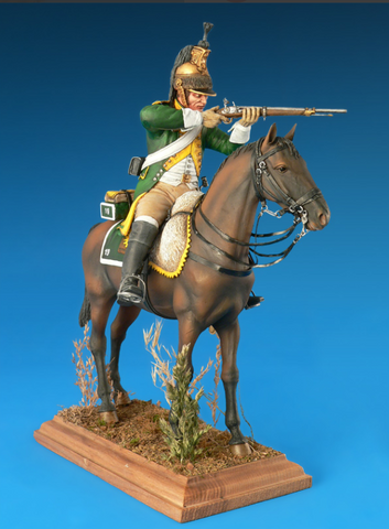 MiniArt 1/16 Napoleonic Wars French Dragoon Kit