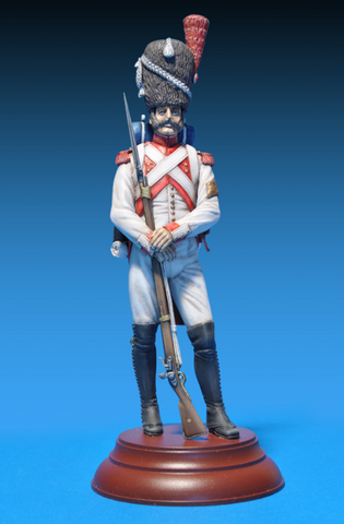 MiniArt 1/16 Imperial Guard Dutch Grenadier Napoleonic Wars Kit