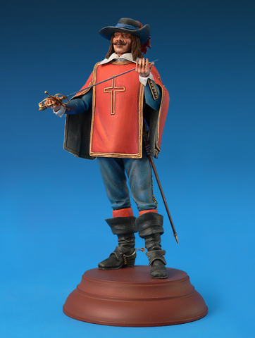MiniArt 1/16 XVII Century French Guardsman Kit