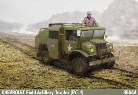 IBG Military 1/35 Chevrolet FAR4 Field Artillery Tractor Kit
