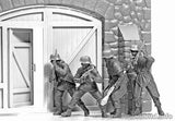 Master Box 1/35 German Infantry Western Europe 1944-45 (4) Kit