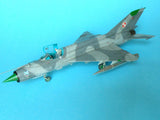 Eduard Aircraft 1/48 MiG21 MF Fighter Profi-Pack Kit