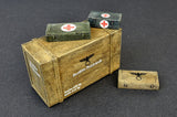 MiniArt 1/35 Wooden Boxes & Crates Kit