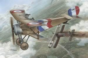 Special Hobby 1/32 Nieuport Nie11 Bebe French Aces BiPlane Fighter Kit
