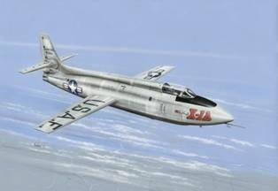 Special Hobby 1/72 X1A/D 2nd Generation USAF Aircraft Kit