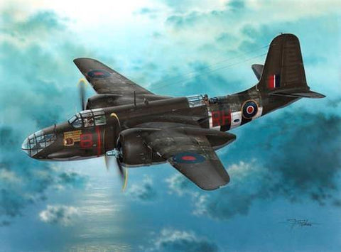 Special Hobby 1/72 Boston Mk IIIA Bomber over D-Day Beaches Kit