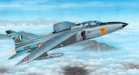 Special Hobby 1/72 HAL Ajeet Mk I Indian Light Fighter (New Tool) Kit