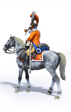 MiniArt 1/16 Trumpeter on Horse 2nd Westphalian Cuirassiers Regiment 1809 Kit