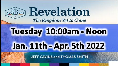 REVELATION (Wed. PM)