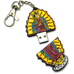 16GB_Flash_Drive OUR LADY OF GUADALUPE