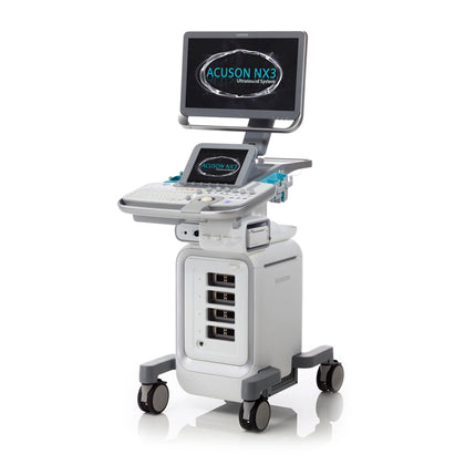 Refurbished ACUSON NX3 Ultrasound (Please call for Pricing/Availability)