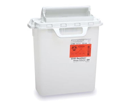 Sharps Collector, 3 Gallon, 15¾