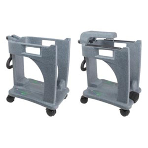 Basic 9 Gallon Recykleen Foot Operated Trolley