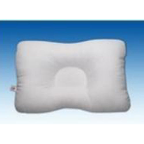 "D-Core Cervical Pillow, Standard, 24""x 16"" (61cm x 41cm), White"
