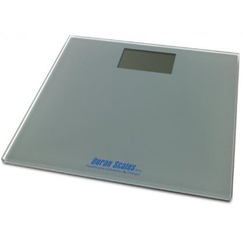 "Digital Flat Floor Scale, 12"" x 12"" x ¾"""