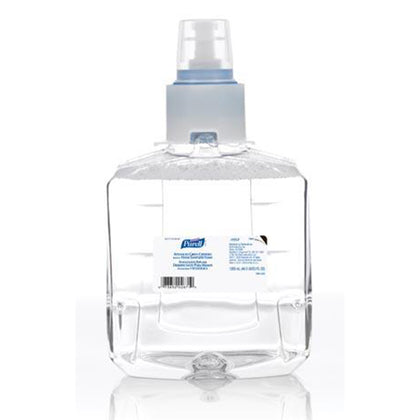 LTX™ Instant Foam Hand Sanitizer, 1200mL, 2/cs (091208) (Item is considered HAZMAT and cannot ship via Air or to AK, GU, HI, PR, VI)