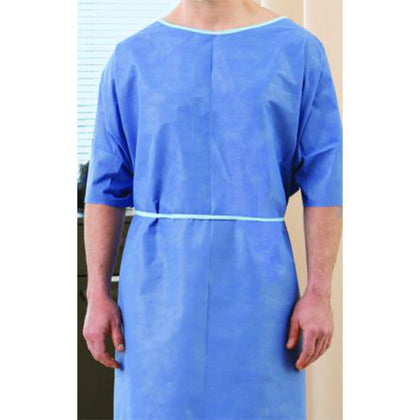 GRAHAM MEDICAL NON-WOVEN EXAMINATION GOWN