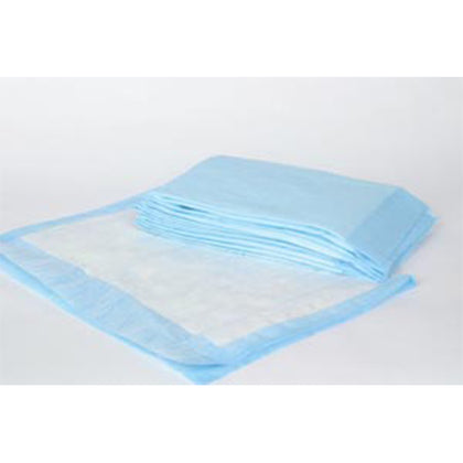 Tendersorb™ Fluff Filled Underpad, Lt. Blue Backsheet, Large, 23