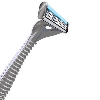 Triple Blade Pivot Razor, Individually Wrapped, 100/cs