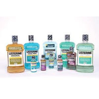 Cool Mint Listerine, 1.5 Liter, 6/cs