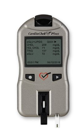 CardioCheck® Plus Analyzer (Distributor Agreement Required - See Manufacturer Details Page)