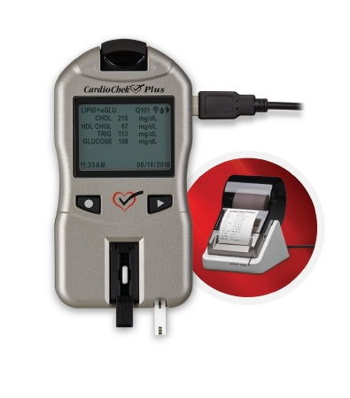 Accessories: Printer For CardioCheck Plus Analyzer (Distributor Agreement Required - See Manufacturer Details Page)