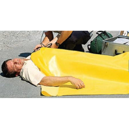 TIDI FLUID RESISTANT TISSUE EMERGENCY BLANKET