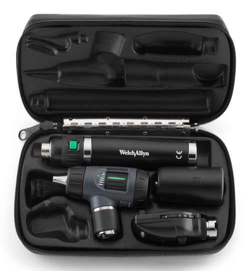 Welch Allyn 3.5 V Halogen HPX Diagnostic Set, Includes: Standard Ophthalmoscope