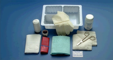 Dressing Change Tray, Sterile, 20/cs