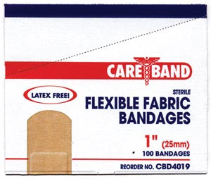 Fabric Strip Bandage, 1