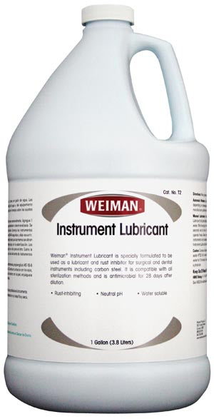 Instrument Lubricant, Gallon, 4/cs (Not for Sale Into Canada)