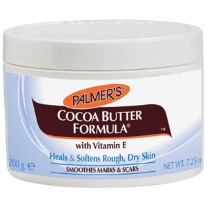 Cocoa Butter, 7.25 oz Jar, 12/cs (026351)