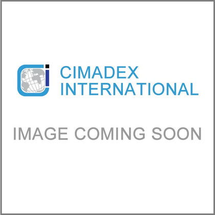 Anti-Cavity Toothpaste, Trial Size, 1 oz Tube, White, 24/cs - Cimadex International