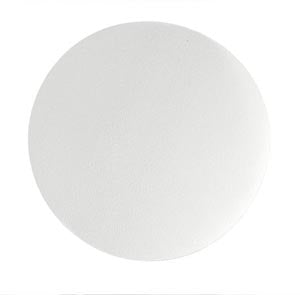 Filter Circles, 110mm Dia, Ashless Grade 40, 100/pk