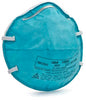 Health Care Particulate Respirator Mask, Flat Fold, 20/bx, 6 bx/cs