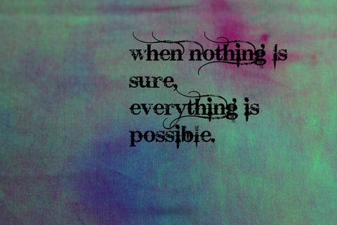 Magnet-When Nothing Is Sure, Everything Is Possible