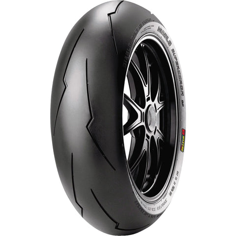 Pirelli Diablo Supercorsa SP V2 Rear 180/55ZR17