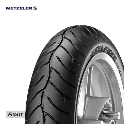 Metzeler Feelfree Scooter Front 120/70R15