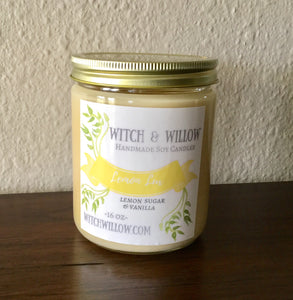 LEMON LUX 16 oz Jar